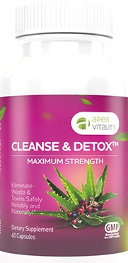 Apex Vitality Cleanse and Detox