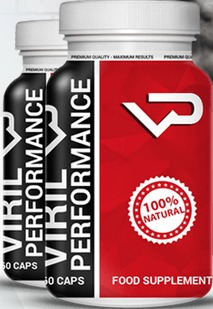 Viril Performance bottle
