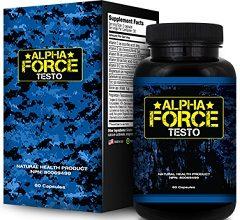 Alpha Force Testo