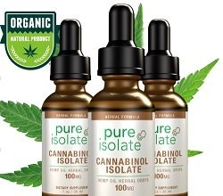 Pure Cannabinol Isolate