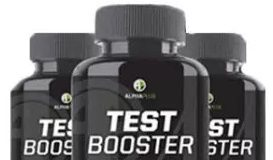 Alpha Plus Test Booster