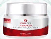 final skin cream