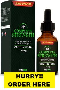 Complete Strength CBD Tincture