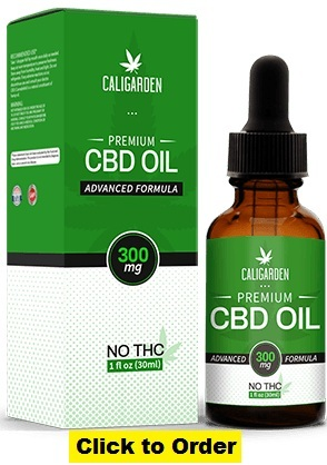 CaliGarden CBD Oil Order