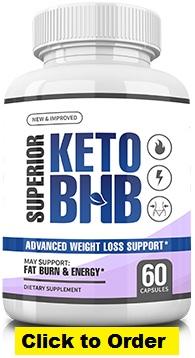 Superior Keto BHB Pills