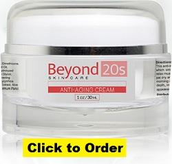 Beyond 20s Cream