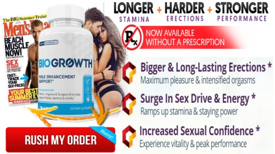 BioGrowth Male Enhancement